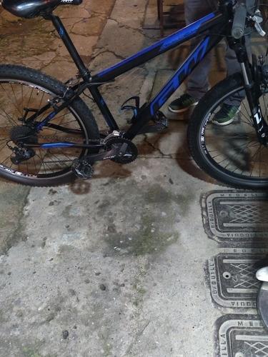 bicicleta ciclomontañismo