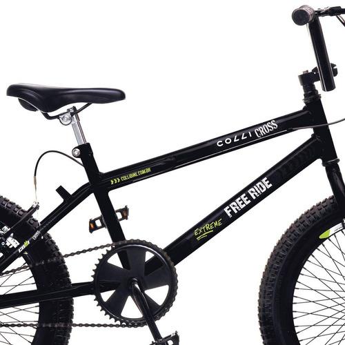 bicicleta colli bmx aro
