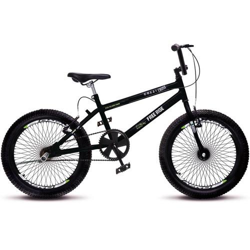 bicicleta colli bmx cross extreme aro 20 72 raios 182.11