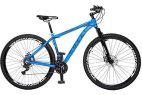 3d9ba5e42b1860 Bicicleta Colli Quadro Em Alumínio 21 Marchas Aro 29