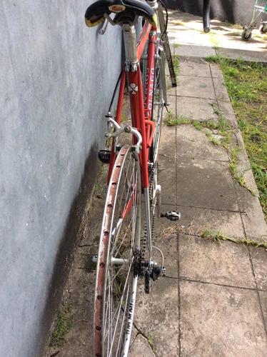 bicicleta colnago master