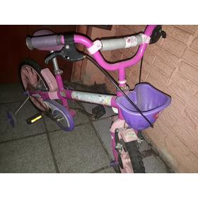 Bicicleta Com Rodinhas Para 5 Anos