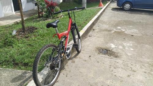 bicicleta con cambios rx 10.9 negociable