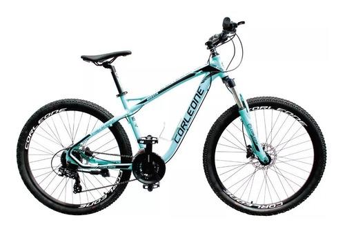 bicicleta corleone rin 29 frenos disco mecanicos mo 2019