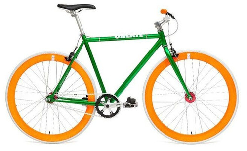 bicicleta create fixie