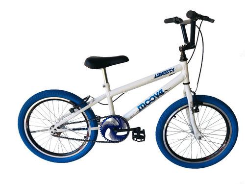 bicicleta cross bmx 20 free style  energy ello