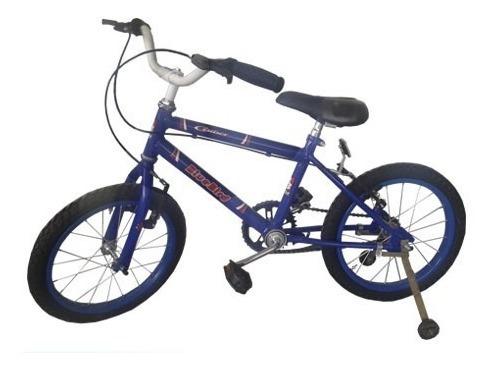 bicicleta cross r16 bluebird