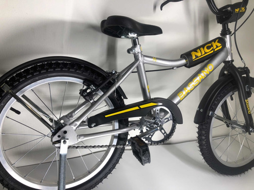 bicicleta cross r16 varon+rueditas+envio gratis nick cuotas!