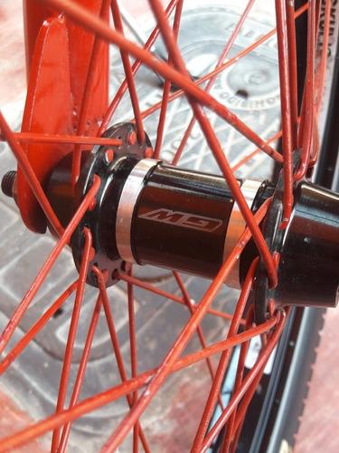 bicicleta cross rin #20