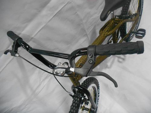 bicicleta cross rin 20 aluminio doble llanta 20x2.125 bogota
