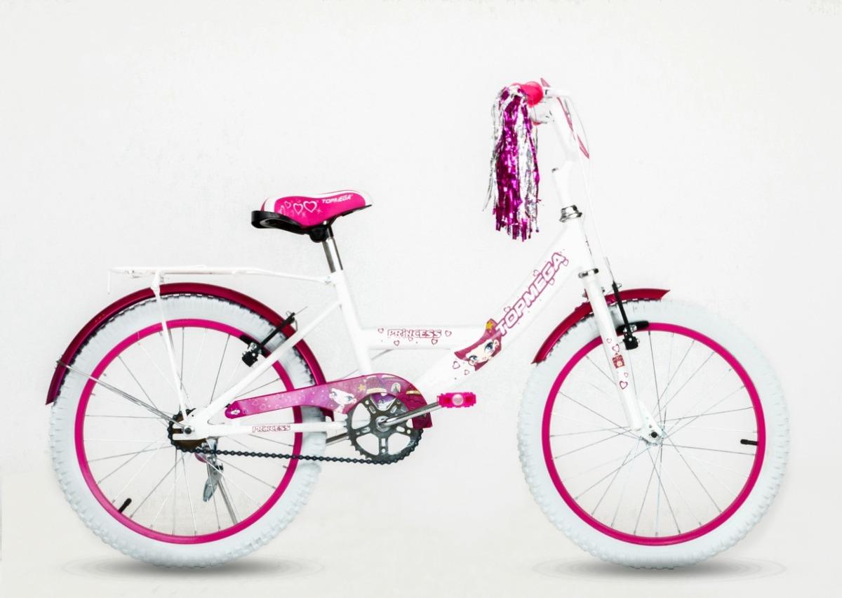 a4788f34e bicicleta cross topmega rodado 20 mujer nena princess +armad. Cargando zoom.
