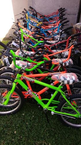 bicicleta cross varon kelinbike rodado 20 - racer bikes