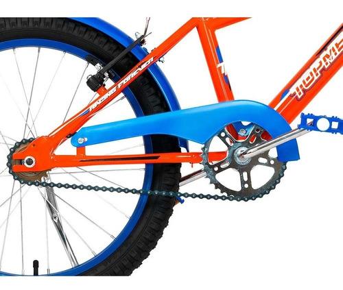 bicicleta crossboy rodado 12- andes motors