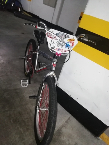 bicicleta cruceiro redonda cromada!!