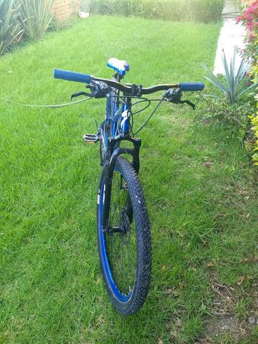 bicicleta d montaña
