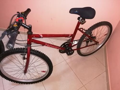 bicicleta dama o niña