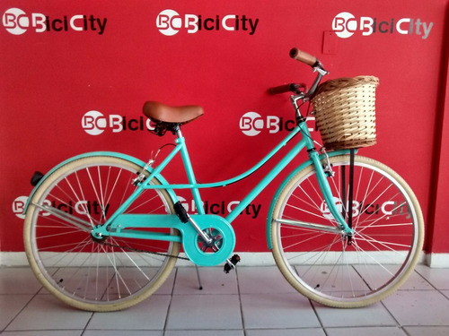 bicicleta dama vintage retro r26