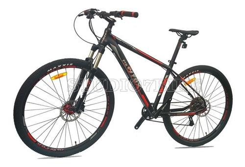 bicicleta de aluminio 29er 1x11 crx cross country - nuevas