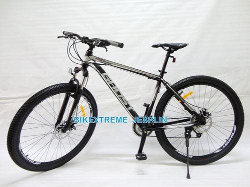 bicicleta de aluminio ghost aro 29 tallas m y l ¡nuevas!