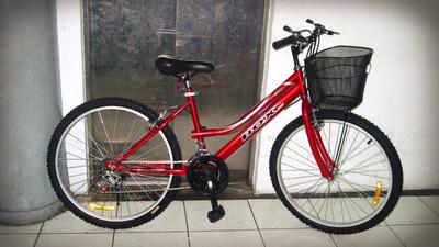 bicicleta de dama aro 26  (nuevas)
