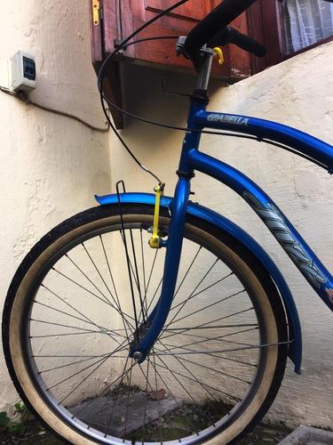 bicicleta de dama graziella jazz rodado 26
