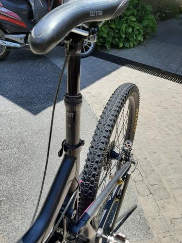 bicicleta de enduro santa cruz bronson