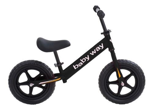 bicicleta de equilibrio baby way bw-be01