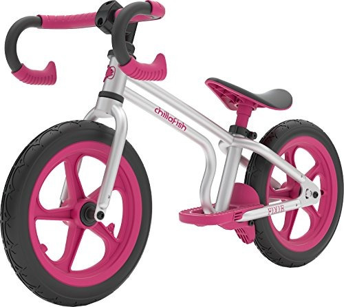 bicicleta de equilibrio chillafish fixie de engranaje fijo c