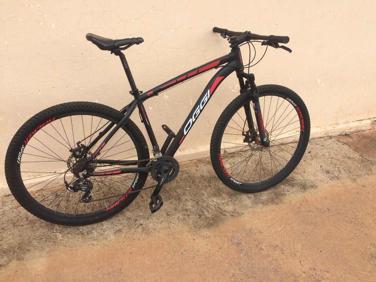 5ab009b6b0f13 Bicicleta De Fazer Trilha Seminova - R  1.500,00 em Mercado Livre
