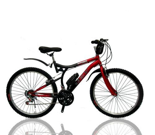 bicicleta de hombre montañera aro 26 deportiva
