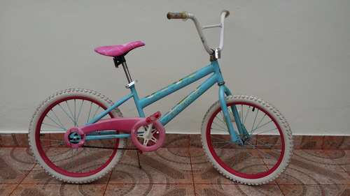 bicicleta de la marca huffy-aro-20, para niñas.