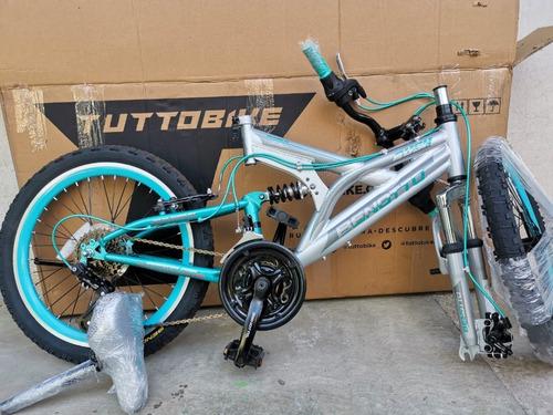 bicicleta de montaña benotto rush r20