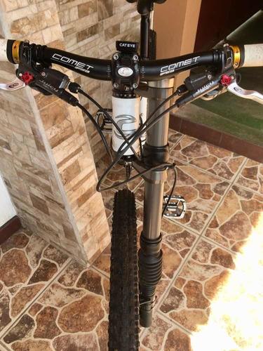 bicicleta de montaña cannondale