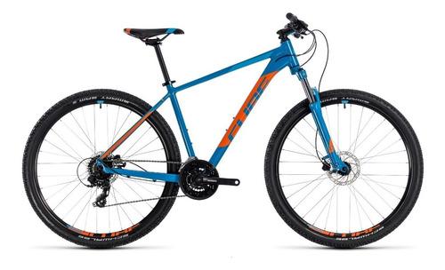 bicicleta de montaña cube aim pro