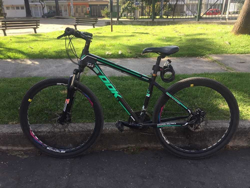 bicicleta de montaña ddk