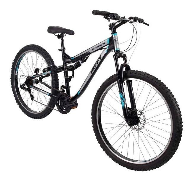 Bicicleta De Montaña Huffy Brawn 275 Msi Envio Inmediato