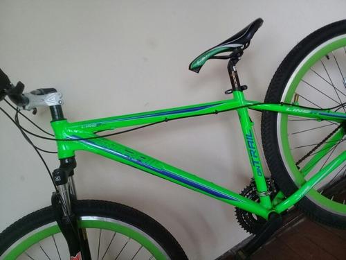 bicicleta de montaña on trail line r29