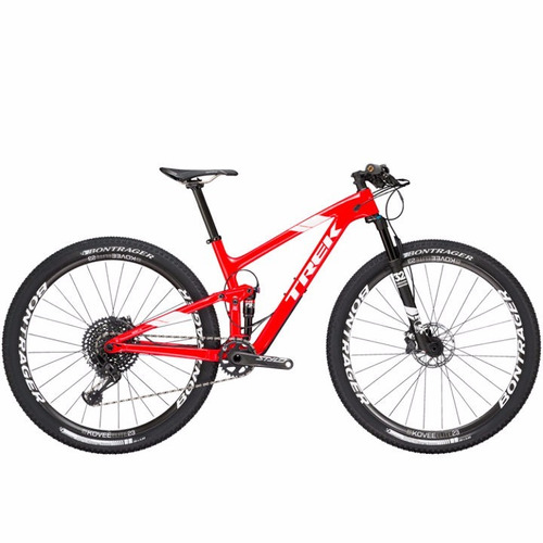 bicicleta de montaña trek top fuel 2018