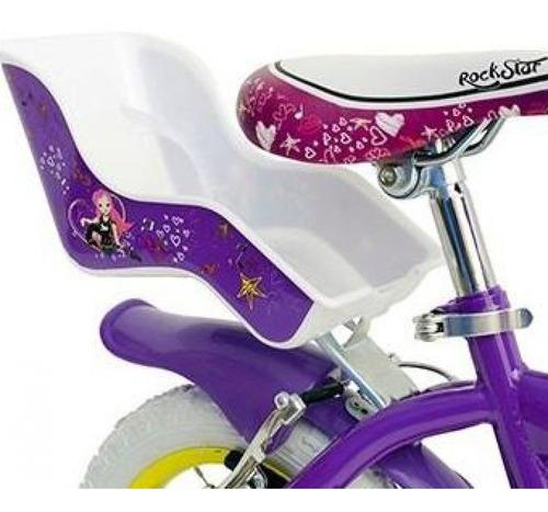 bicicleta de nena r20 x-terra rock star