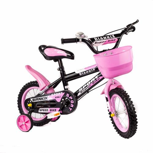bicicleta de niña rin 12 cod. 153c 153d