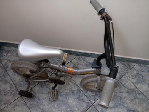 bicicleta de niño 4-5 años