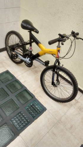 bicicleta de niño en buen estado 70 mil negociables