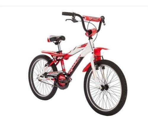 bicicleta de niño raleigh mxr rodado 20 aluminio - racer bikes