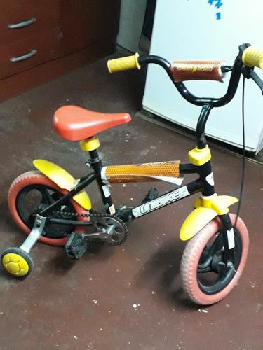 bicicleta de niño rodado 12 buen estado