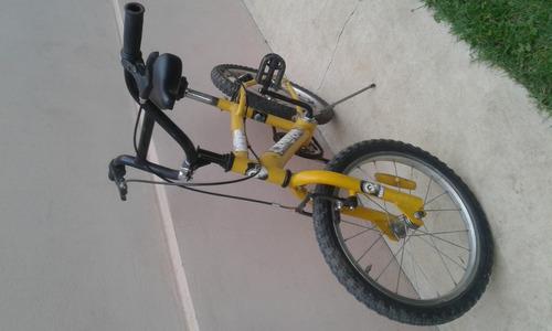 bicicleta de niño usada