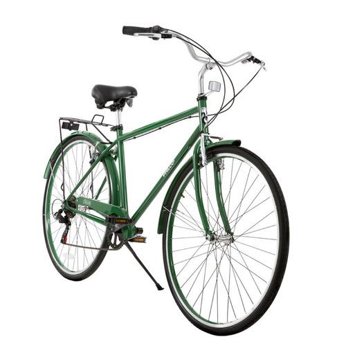 bicicleta de paseo philco toscana rodado 28 cambios shimano