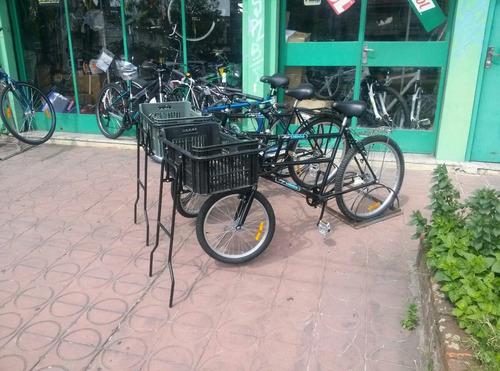 bicicleta de reparto 8490pesos