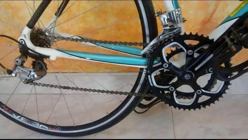 bicicleta de ruta jamis