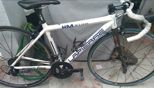 bicicleta de ruta lapierre talla 48