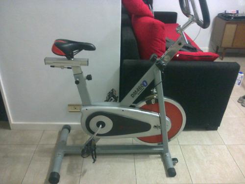 bicicleta de spinning dm 4600
